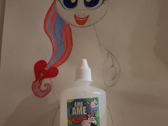 Frisch abgemischt für's Pony.....