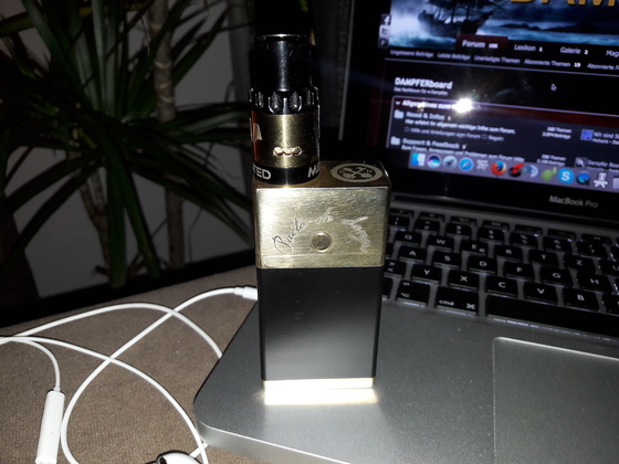 Pacto De Sangre Box Mod by Golden Disciples