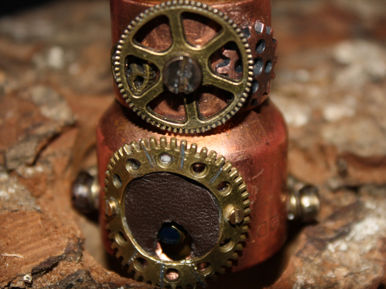 Steampunk for the world...