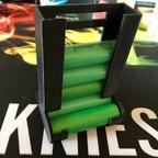 Akku-Rutsche aus dem 3D Drucker