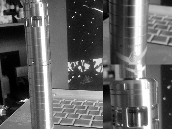 Vapor Giant Mini V 2.5 Akkuträger und Verdampfer