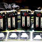 Selbst gemachtes Mod Box auf 250 DNA Platte