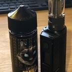 Aromamizer mit Vanilla Siam und chilligen 76W