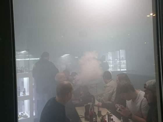 Stammtisch Smokerstore Kassel 04.01.17