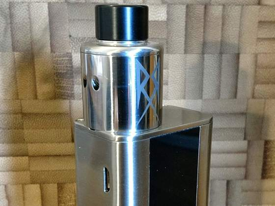 Recoil RDA aud Cuboid AT