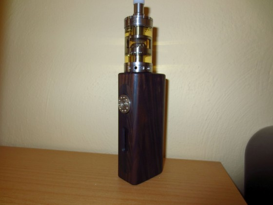 Woody Vapes E-118 mit Digiflavour Siren 25