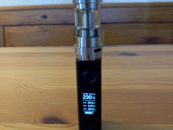 Evic vtwo mini + Crown