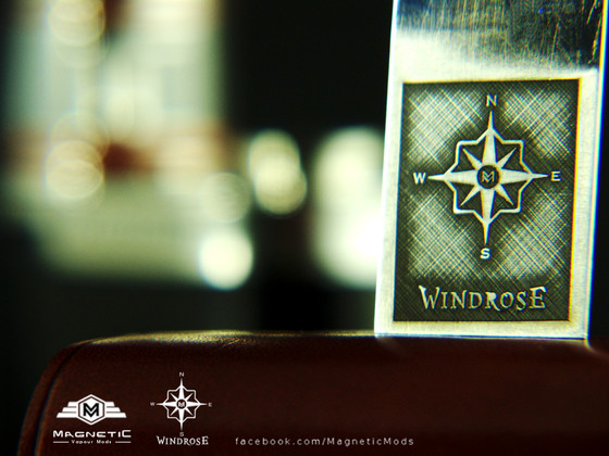 Magnetic Windrose Serie