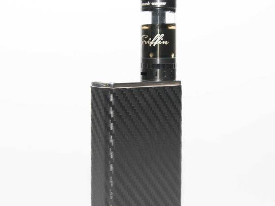 Smok R-80 TC mit Carbon-Folie
