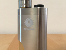 Coppervape BF und Pulse 22