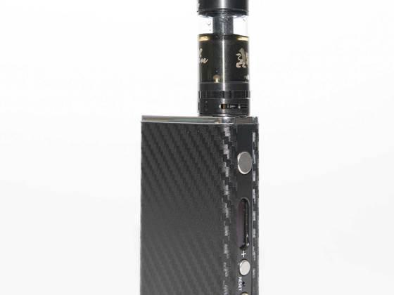 Smok R-80 TC mit Carbon-Folie