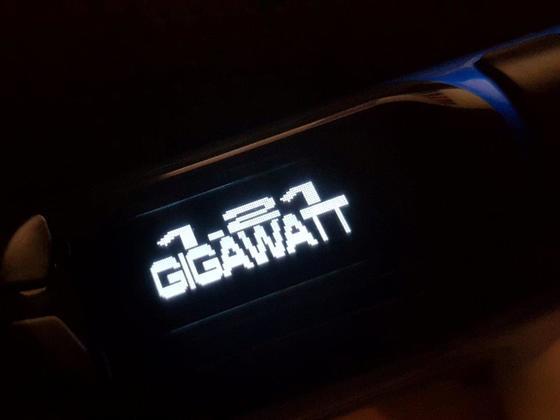 1.21 GIGAWATT 96X32
