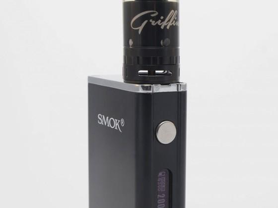 Smok R80 TC + Griffin mit Top-Airflow