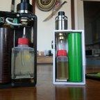 Neue und sehr weiche rechteckige Squonker-Flaschen, 15 und 6ml