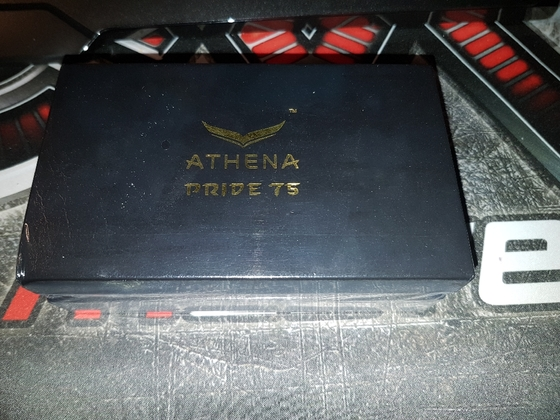 Athena Pride 75 DNA mit Vapor Giant Mini V3